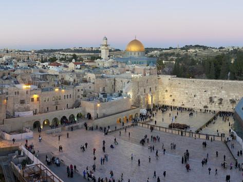 Western Wall Plaza - Jerusalem