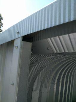 Short Door Post