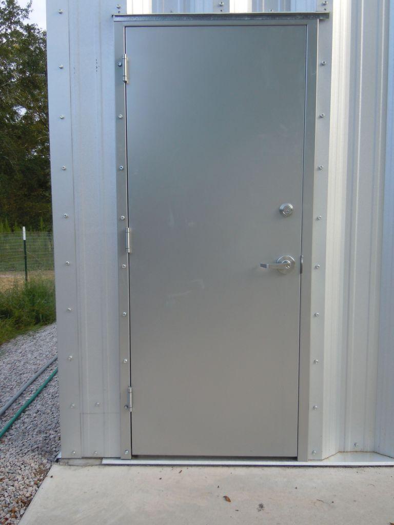 Walk-through Door Exterior