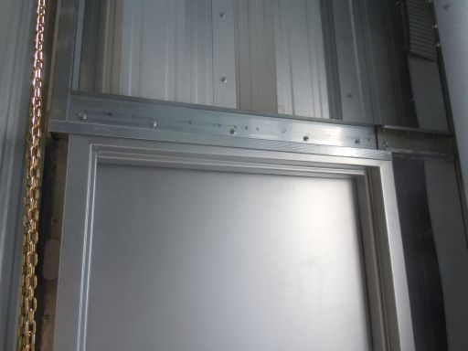 Walk-through Door Framing