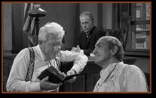 Still from Inherit the Wind (1960)