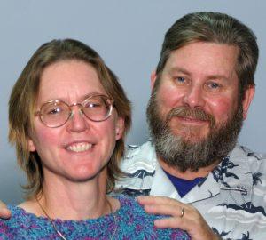 Brian & Sue