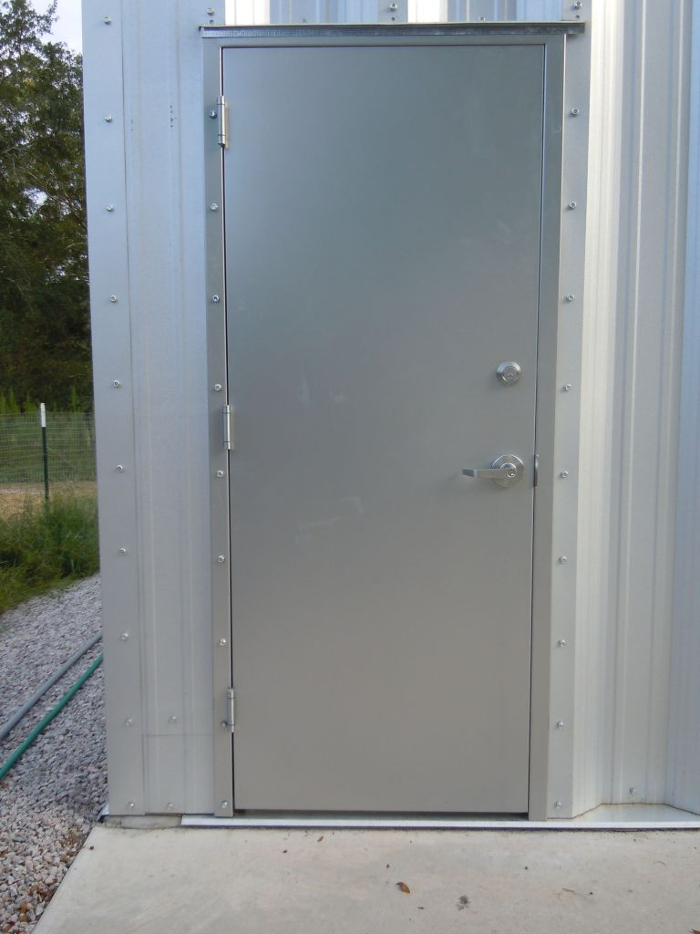 Walk-through Door Exterior