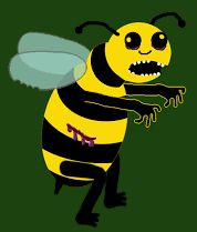 Cartoon Zombee