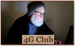 Ayatolla Brian Hacking with 4G Club text