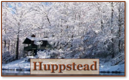 Winter on Lake Becky with Huppstead text