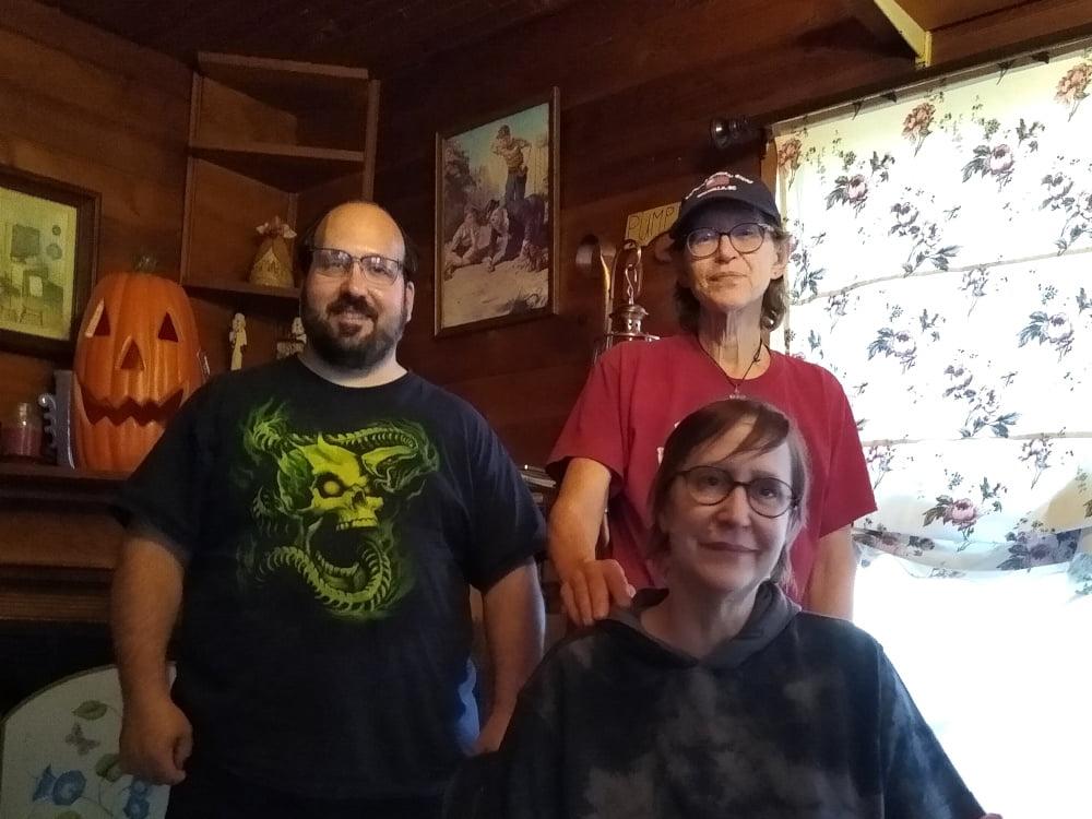 Joe, Jean, and Sue