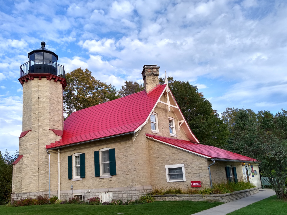 McGulpin Point Lighthouse
